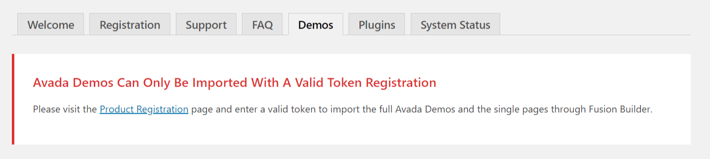 Demos Avada Token